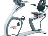 StarTrac Top of the line recumbent Bike Pro now for