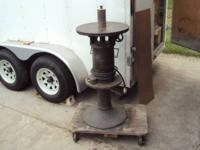 State Spindle Sander Early Sander Hard to find Patina /