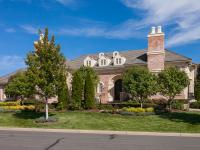 Stately and sophisticated brick ranch masterpiece with