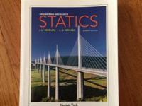 Engineering Mechanics Statics (Meriam & Kraige, 7th