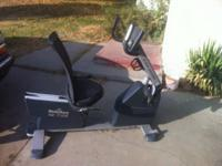 NordicTrack SL728 stationary bicycle for sale. In good