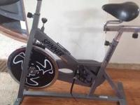 Spinning bike for sale. Thought we would use it more