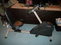 stationary bike Pro-form SR30 everything works great