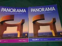 Panorama - Volume 1 ($30), Volume 2 ($20) OR Both