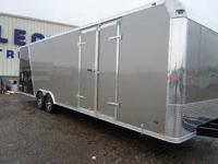 Stock 19206 Type Code CTST Type Enclosed Car Trailer