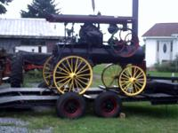 6 hp sw woods steam engine up to date inspections would