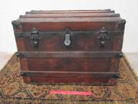 Antiquity Cleaner Trunk $85.  A 2 Tier Square Leading