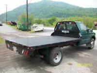 I have sttel and aluminum truck beds for sale. If you