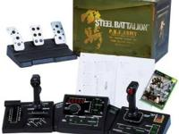 Steel Battalion Collectors Set for the first XBox in