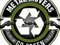 we pay 165 per lot for scrap metal. we pay 265 a ton