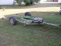 Heavy Duty Steel Trailer $275.00 O.B.O. New Submersible