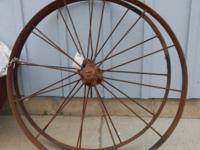 Rusty Gold - Great for collectors, display, up cycled