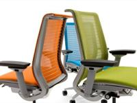 Steelcase  Think  Office Chair - Stool height - $300  sc 1 st  AmericanListed.com & 1950 steelcase metal office chair green Classifieds - Buy u0026 Sell ...