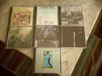 Steely Dan Albums: $4 each or all seven for $20 all in
