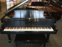 Used Steinway & Sons model S, serial #561880 Hand built