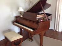 Steinway Baby Grand pianoThis ad was posted with the