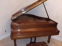 Steinway Grand Piano M Sold By Teacher Better Than Yamaha