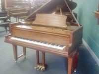 Just in, Steinway grand piano, almost 7' long.