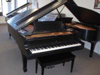 This vintage 1927 Steinway Model B is a magnificent