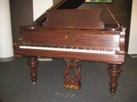 Largest option of previously owned Steinways in the
