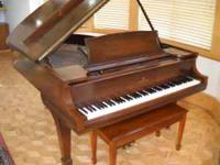 Final price reduction on this Steinway parlour grand