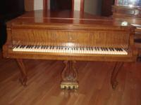 Piano Description Make, Model: Steinway M Serial #: