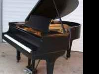 I have a Steinway Model 'O' Grand Piano in Ebony Black