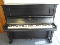 Piano tuner selling a 1907 (serial #126007) Steinway