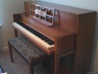 1963 Steinway New York Series 100 Upright piano for