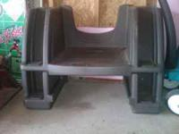 Here is a step 2 kids entertainment center. Perfect for