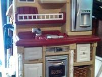 Selling Step 2 kids kitchen. Great condition and rarely