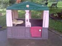 Neat & Tidy cottage for kids A little faded Retail at