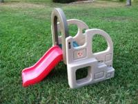 Step 2 Koala Climber child's slide for sale. $35. Great