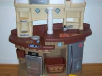 For sale: Step 2 Lifestyle Master Chef Kitchen. It's