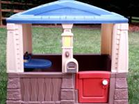 "Step 2's ""Neat & Tidy Cottage"" for sale. Very clean and"