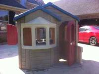 Step 2 Playhouse - excellent condition 600 dollars new