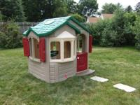 The Step2 Welcome Home Playhouse will offer your