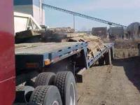 1998 Step deck 48 x 102 AIR RIDE susp. good tires and