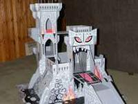 Selling my Tower of Doom castle. Super cool castle that