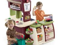 Step2 Lifestyle Market Place Kitchen $ 79.95  Little