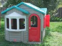 Step2 Welcome Home Playhouse - this is probably one of