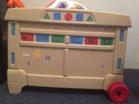 For sale Step2 toy box $39. (Toys not included) This ad