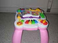 Selling a CLEAN, nice ....Leap Frog Activity Table with