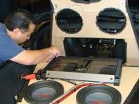 Central Valley we are here for all your audio system,