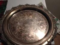 Sterling silver Tray 2 of many Each tray great