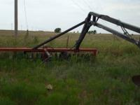 Packer has a gooseneck hitch asking 1850.00 or best