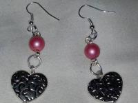 Handmade earrings for sale Hypoallergenic hooks! Nickel
