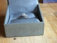selling a sterling silver promise ring its brand new