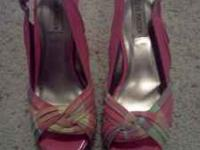 Like new wore once size 7 womans Steve Madden High