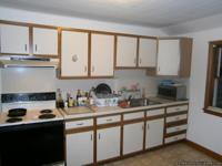 Upstairs apartment 2 bedrooms one bathroom lots of